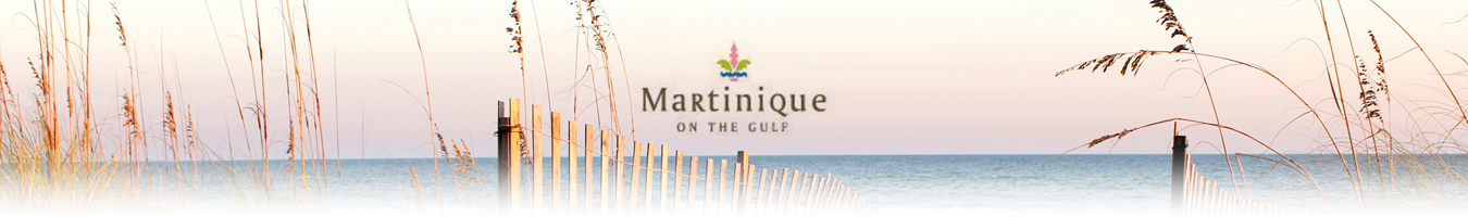 Martinique on the Gulf Vacation Rentals