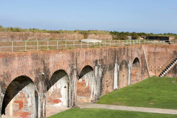Fort Morgan Historic Site