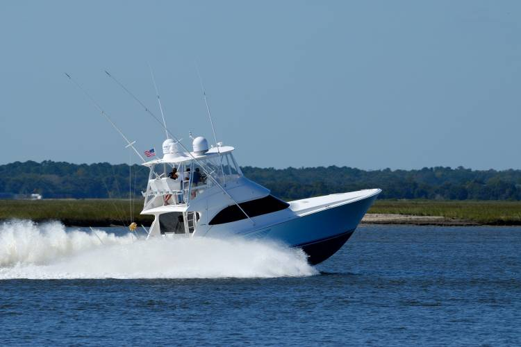 charter boat in gulf shores
